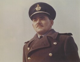 Sir Frank Whittle, by M.L. Nathan - NPG x24430