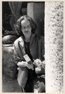 Barbara Hepworth, by Crispin Eurich - NPG x26705