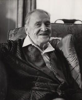 Somerset Maugham, by Herbert K. Nolan - NPG x24800