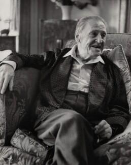 Somerset Maugham, by Herbert K. Nolan - NPG x24802