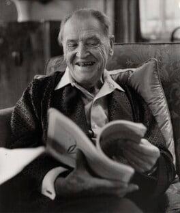 Somerset Maugham, by Herbert K. Nolan - NPG x24803
