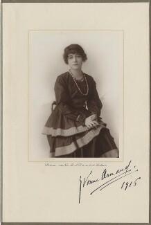 Yvonne Arnaud, by Frank Arthur Swaine - NPG x24811