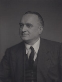 Sir Edward Evan Evans-Pritchard, by Walter Stoneman - NPG x24835