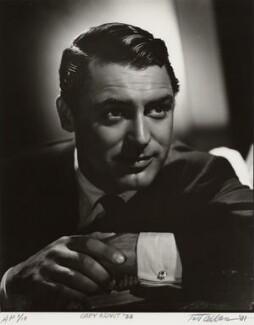 Cary Grant, by Ted Allan (Theos Alwyn Dunagan) - NPG x24967