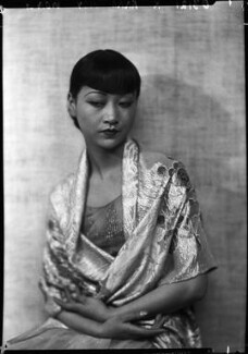 Anna May Wong, by Dorothy Wilding - NPG x25986