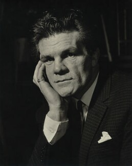 Freddie Mills, by Ronald Franks, 1963 - NPG x26003 - © reserved; collection National Portrait Gallery, London