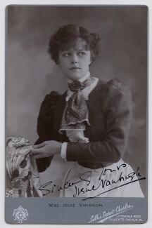 Irene Vanbrugh, by Lallie Charles - NPG x26376