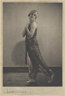 Margaret Craske, by Dorothy Wilding - NPG x26406
