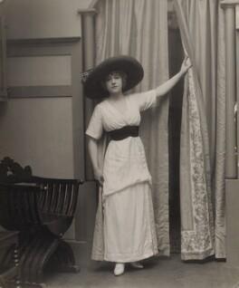 Yvonne Arnaud, by Foulsham & Banfield, 1900s - NPG x26419 - © National Portrait Gallery, London