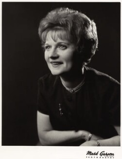Dame Muriel Spark, by Mark Gerson - NPG x26525