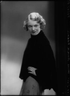 Anna Neagle, by Bassano Ltd, 24 March 1931 - NPG x26601 - © National Portrait Gallery, London