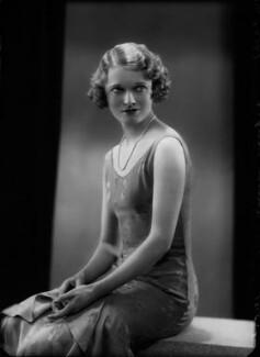 Anna Neagle, by Bassano Ltd, 24 March 1931 - NPG x26602 - © National Portrait Gallery, London