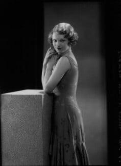 Anna Neagle, by Bassano Ltd, 24 March 1931 - NPG x26603 - © National Portrait Gallery, London