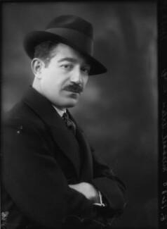 Michael Arlen, by Bassano Ltd, 8 December 1930 - NPG x26611 - © National Portrait Gallery, London