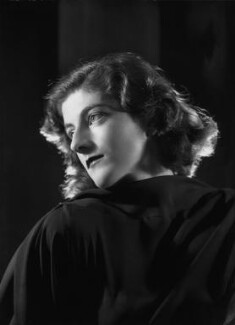 Sarah Churchill, by Bassano Ltd, 27 November 1935 - NPG x26665 - © National Portrait Gallery, London