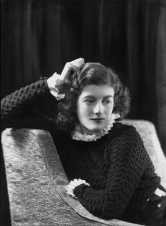 Sarah Churchill, by Bassano Ltd, 27 November 1935 - NPG x26666 - © National Portrait Gallery, London