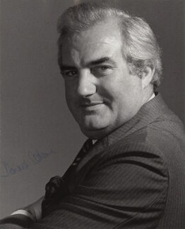 Donald Adams, by Andrew March, 1970s - NPG x267 - © reserved; collection National Portrait Gallery, London