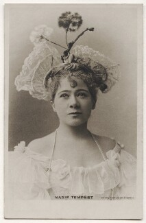 Marie Tempest, published by Rotary Photographic Co Ltd - NPG x26741