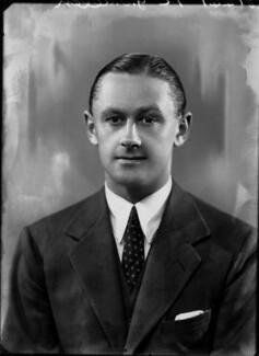Gubby Allen, by Bassano Ltd, 27 June 1936 - NPG x26750 - © National Portrait Gallery, London
