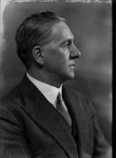 Walter McLennan Citrine, 1st Baron Citrine, by Bassano Ltd - NPG x26756