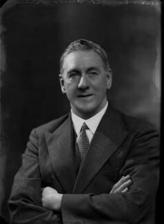 Walter McLennan Citrine, 1st Baron Citrine, by Bassano Ltd - NPG x26757