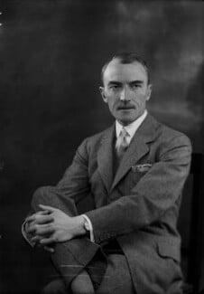 Dornford Yates (Cecil William Mercer), by Bassano Ltd, 18 February 1935 - NPG x26779 - © National Portrait Gallery, London