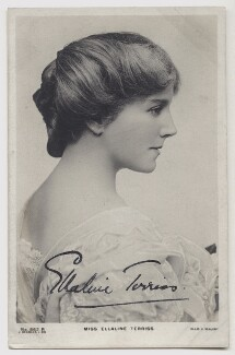 Ellaline Terriss, by Alfred Ellis & Walery, published by  J. Beagles & Co - NPG x26821
