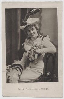 Ellaline Terriss, by Alfred Ellis & Walery - NPG x26823