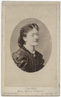 Kate Terry, by United Association of Photography Limited - NPG x26845