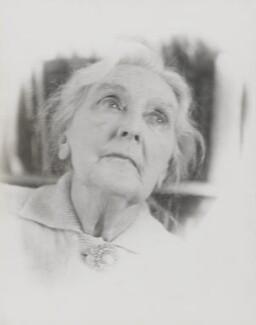 Sybil Thorndike, by Nicolo Vogel - NPG x26873