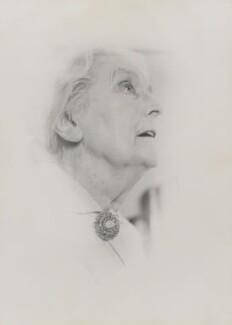 Sybil Thorndike, by Nicolo Vogel - NPG x26874