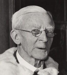 Edgar Douglas Adrian, 1st Baron Adrian, by Unknown photographer - NPG x269