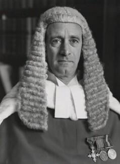 Sir Alan Abraham Mocatta, by Barratt's Photo Press Ltd - NPG x26939
