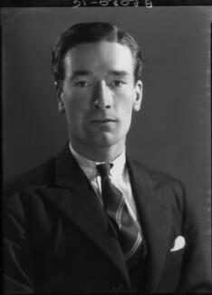 (George Edward) Peter Thorneycroft, Baron Thorneycroft, by Bassano Ltd, 10 November 1938 - NPG x26966 - © National Portrait Gallery, London