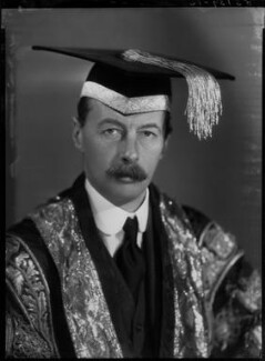 Edward William Spencer Cavendish, 10th Duke of Devonshire, by Bassano Ltd - NPG x27012