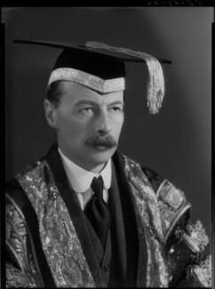 Edward William Spencer Cavendish, 10th Duke of Devonshire, by Bassano Ltd - NPG x27013