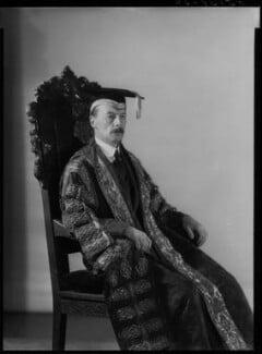 Edward William Spencer Cavendish, 10th Duke of Devonshire, by Bassano Ltd - NPG x27014