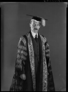 Edward William Spencer Cavendish, 10th Duke of Devonshire, by Bassano Ltd - NPG x27015