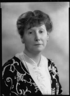 Marjorie Bowen (Mrs Gabrielle Margaret Vere Long), by Bassano Ltd - NPG x27019