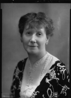 Marjorie Bowen (Mrs Gabrielle Margaret Vere Long), by Bassano Ltd - NPG x27020