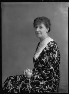 Marjorie Bowen (Mrs Gabrielle Margaret Vere Long), by Bassano Ltd - NPG x27022