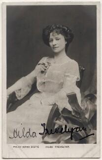 Hilda Trevelyan (Hilda Marie Antoinette Anna Tucker), published by The Philco Publishing Co - NPG x27050