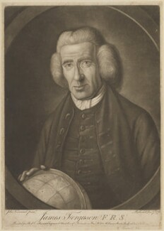 James Ferguson, by Robert Stewart, after  John Townsend - NPG D10616