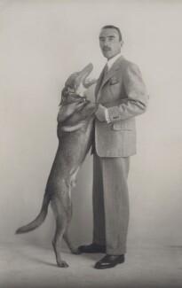 Dornford Yates (Cecil William Mercer), by F. Levavasseur - NPG x27152