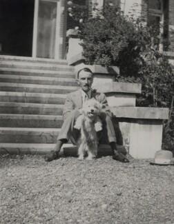 Dornford Yates (Cecil William Mercer), by F. Levavasseur - NPG x27155