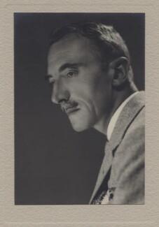 Dornford Yates (Cecil William Mercer), by Frank Arthur Swaine - NPG x27161