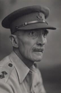 Dornford Yates (Cecil William Mercer), by Grafton Studio - NPG x27162