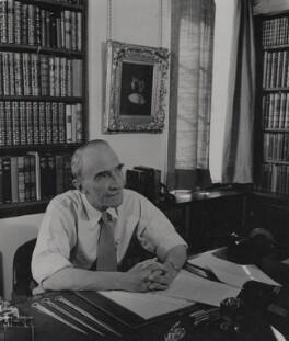 Dornford Yates (Cecil William Mercer), by E.T. Brown - NPG x27167