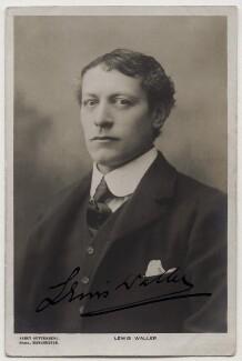 Lewis Waller (William Waller Lewis), by (Alexander) Percy Guttenberg - NPG x27240