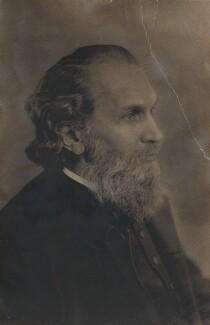 Benjamin Waugh, by A. Montiville - NPG x27303